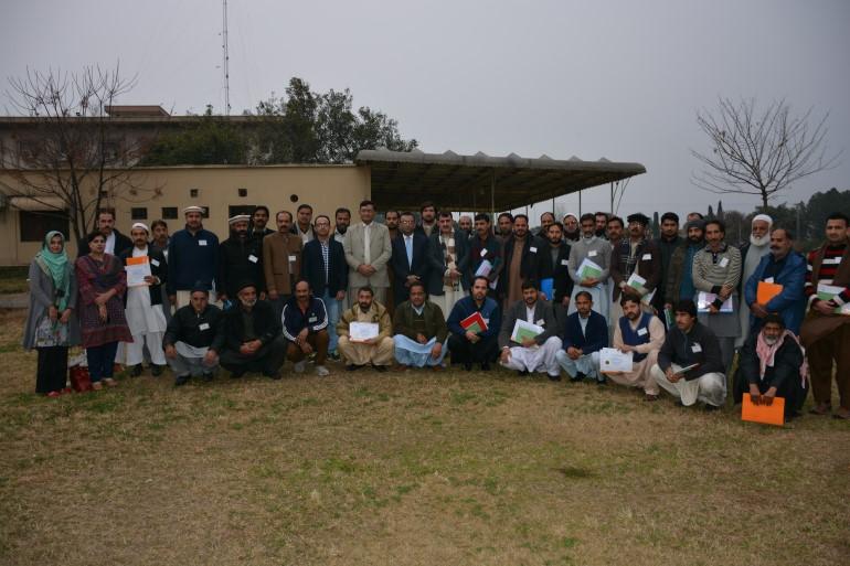 Capacity Building & Training of HEC Employees Islamabad January 19-20, 2019 Grade-1 to Grade-9