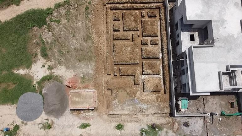 Work Starting: 1 Kanal House @ DHA Lahore